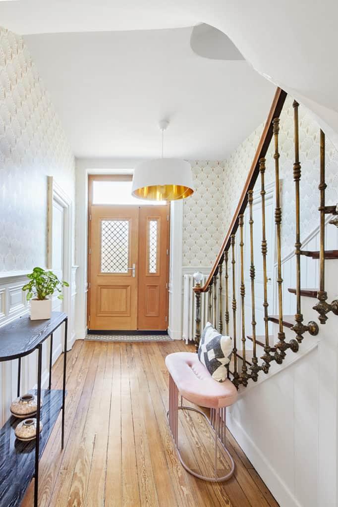 déco entree_maison_escalier