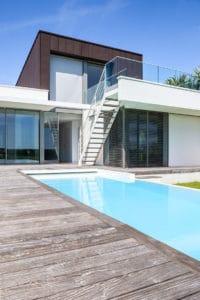 piscine architecture moderne