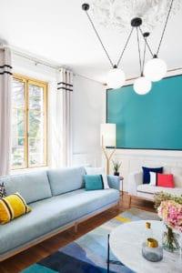 salon_decoration_couleur chic