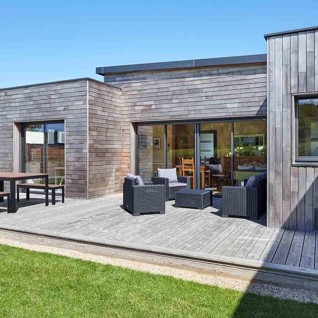 maison bois 29 photo architecture et aménagement intérieur