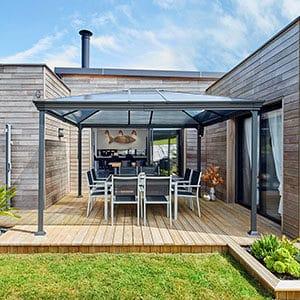 Voir le projet architecture Maison Bois