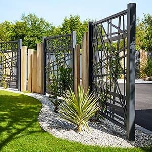 Voir le projet Jardin design