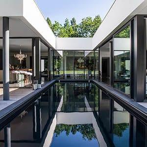 Voir le projet Piscine Design en architecture