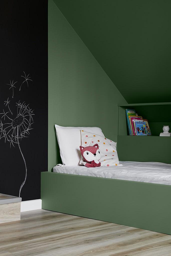 espace nuit pour enfant